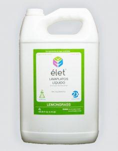 Lavaplatos-Lemongrass-4L